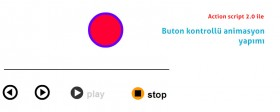 play() ve stop() komutları - AS2 ile
