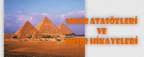 Mısır atasözleri ve eski mısır hikayeleri