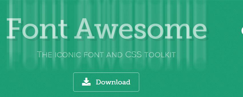 Font Awesome siteye nasıl eklenir, kullanımı, örnekler