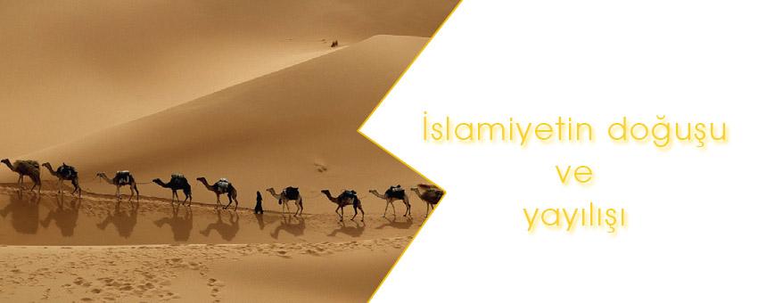 İslamiyetin doğuşu ve yayılışı, islam tarihiyle ilgili temel kavramlar