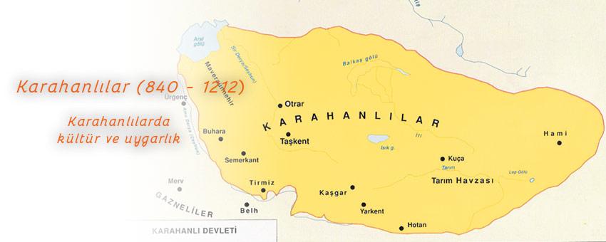 Karahanlılar, Karahanlılarda kültür ve uygarlık